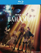 Rage Of Bahamut: Season One (Blu-ray + DVD Combo) Blu-ray