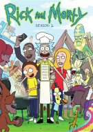 Rick And Morty: The Complete Second Season Movie
