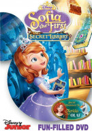Sofia The First: The Secret Library Movie