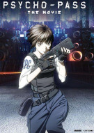 Psycho-pass: The Movie Movie