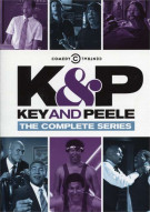 Key & Peele: The Complete Series Movie