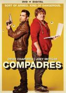 Compadres (DVD + UltraViolet) Movie