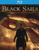 Black Sails: The Complete Third Season (Blu-ray + UltraViolet) Blu-ray