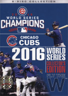 MLB: 2016 World Series: Complete Collectors Edition  Movie