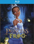 Princess and the Frog, The Blu-ray