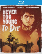 Never Too Young to Die (Blu-ray + DVD Combo) Blu-ray