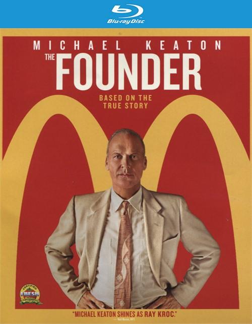Founder, The (Blu-ray + DVD Combo + Digial HD) Blu-ray