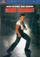 Death Warrant (Repackage) Movie
