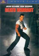 Death Warrant (Repackage) Movie