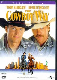 Cowboy Way, The Movie