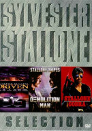 Sylvester Stallone Collection: Cobra/ Driven/ Demolition Man Movie