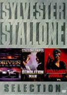 Sylvester Stallone Collection: Cobra/ Driven/ Demolition Man Movie