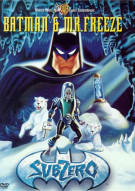 Batman & Mr. Freeze: Subzero Movie