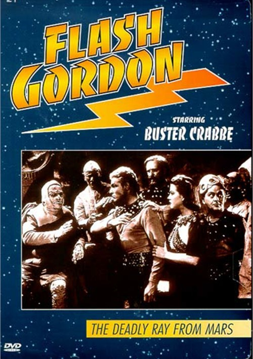 Flash Gordon: The Deadly Ray From Mars Movie