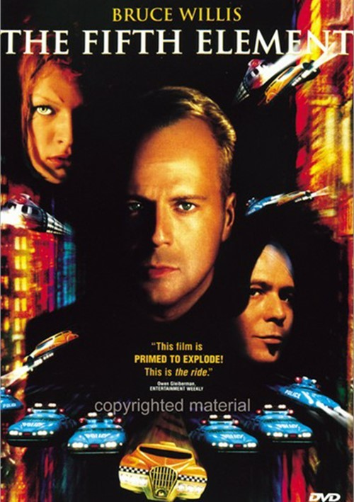 Fifth Element, The Movie