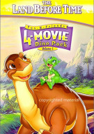 Land Before Time, The: 4-Movie Dino Pack #1 Movie