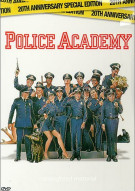 Police Academy: 20th Anniversary Special Edition Movie