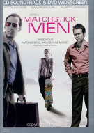 Matchstick Men CD/DVD Giftset Movie