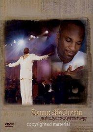 Donnie McClurkin: Psalms, Hymns & Spiritual Songs Movie