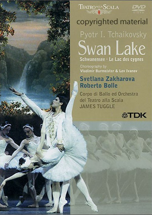 Tchaikovsky: Swan Lake Movie