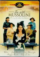 Tea With Mussolini Movie