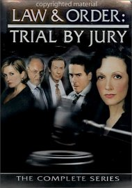 Law & Order: Trial By Jury - The Complete Series Movie