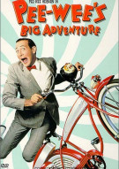 Pee-Wees Big Adventure Movie