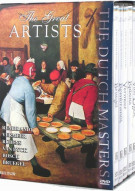 Dutch Masters, The: The Great Artists Box Set Movie