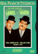 Lost Films Of Laurel & Hardy #5 Movie