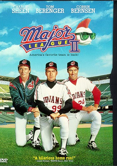 Major League II Movie