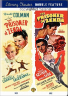 Prisoner Of Zenda (1937 & 1952 Versions) Movie