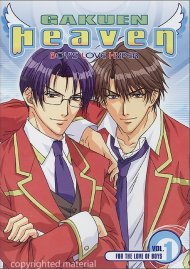 Gakuen Heaven: For The Love Of Boys - Volume 1 Movie
