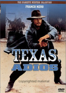 Texas, Adios Movie
