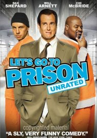 Lets Go To Prison: Unrated Movie