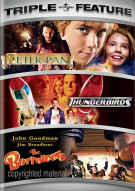 Peter Pan / Thunderbirds / The Borrowers (Triple Feature) Movie