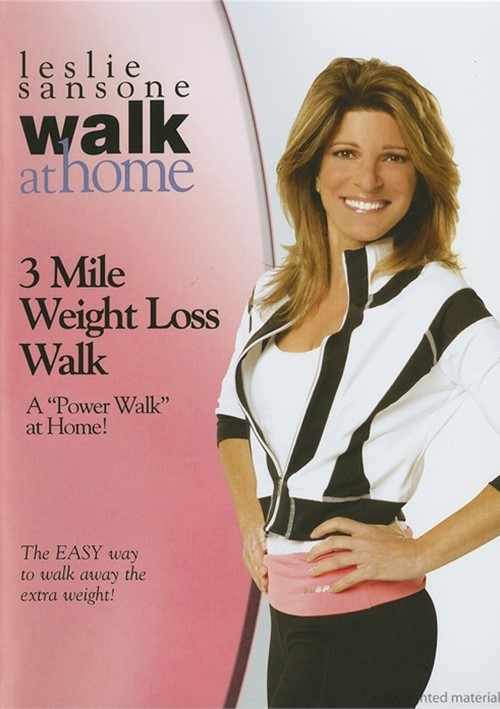 Leslie Sansone: Walk At Home - 3 Mile Weight Loss Walk Movie