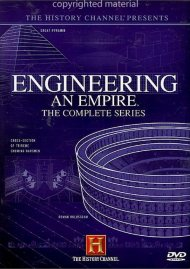 Engineering An Empire: The Complete Series - Collectors Edition Movie