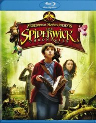 Spiderwick Chronicles, The Blu-ray