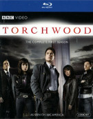Torchwood: The Complete First Season Blu-ray