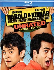 Harold & Kumar Escape From Guantanamo Bay: Unrated 2 Disc Special Edition Blu-ray
