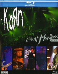 Korn: Live At Montreux 2004 Blu-ray
