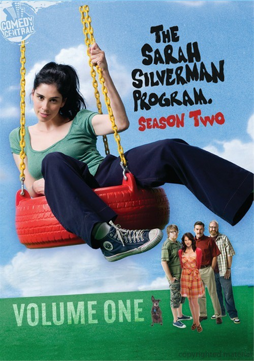 Sarah Silverman Program, The: Season Two - Volume One Movie
