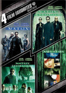 4 Film Favorites: The Matrix Movie