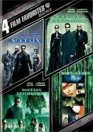 4 Film Favorites: The Matrix Movie