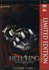 Hellsing Ultimate: Volume 1 - Limited Edition Movie