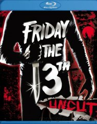 Friday The 13th: Uncut Blu-ray