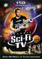 Classic Sci-Fi TV: 150 Episodes Movie