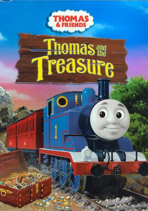 Thomas & Friends: Thomas And The Treasure Movie