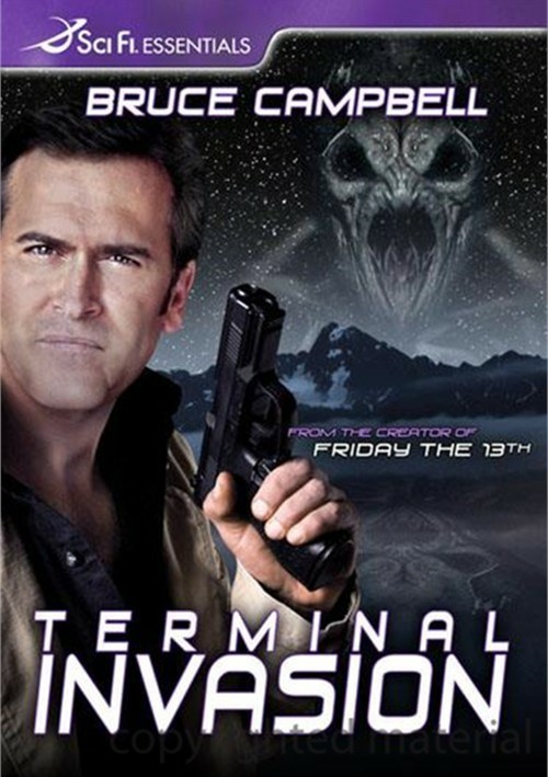 Terminal Invasion Movie