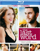 Last Word, The Blu-ray